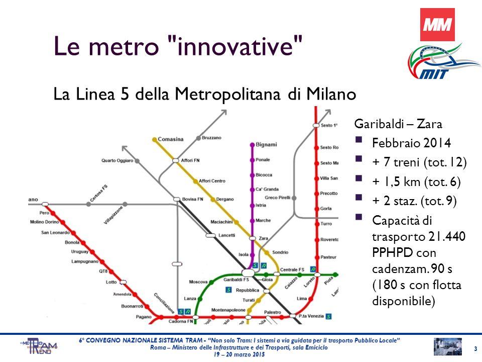 24 6° CONVEGNO NAZIONALE SISTEMA TRAM - Non solo Tram: I sistemi a via guidata per il trasporto Pubblico Locale Roma – Ministero delle Infrastrutture e dei Trasporti, sala Emiciclo 19 – 20 marzo 2015