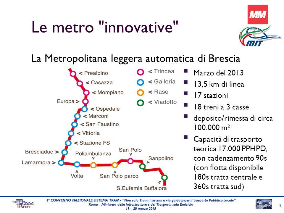 26 6° CONVEGNO NAZIONALE SISTEMA TRAM - Non solo Tram: I sistemi a via guidata per il trasporto Pubblico Locale Roma – Ministero delle Infrastrutture e dei Trasporti, sala Emiciclo 19 – 20 marzo 2015