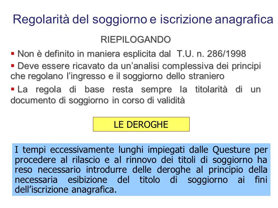 Iscrizione cittadino straniero detenuto E' pervenuta a questo comune una richiesta d'iscrizione anagrafica di un cittadino straniero detenuto, privo d