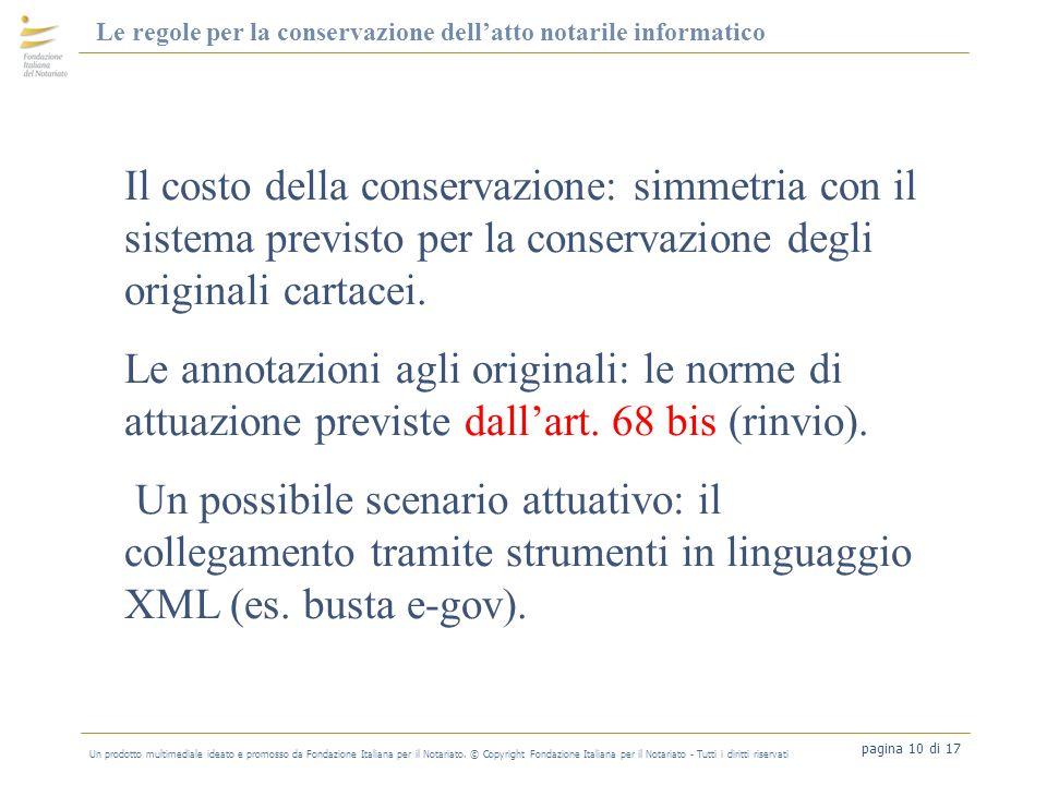 Un prodotto multimediale ideato e promosso da Fondazione Italiana per il Notariato.