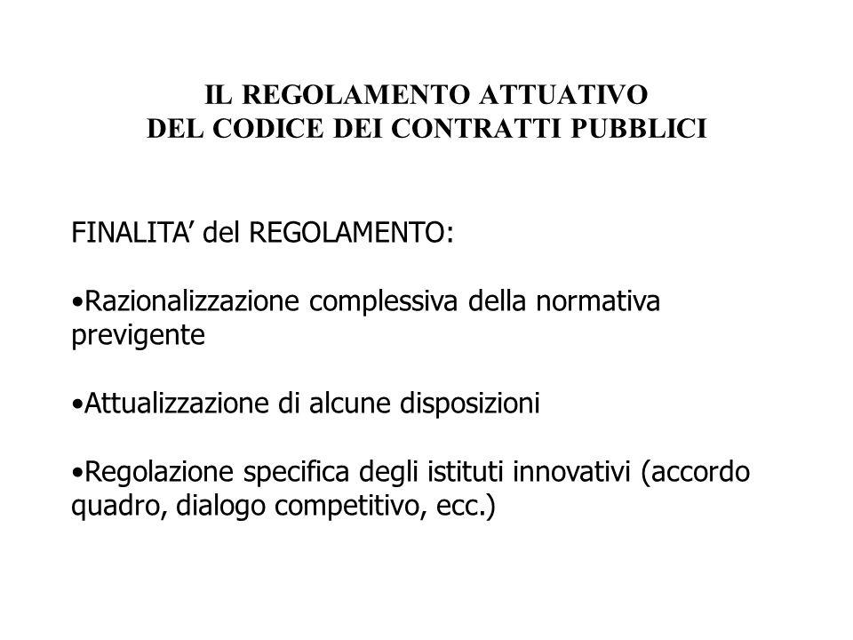 LE REGOLE SULL'ESECUZIONE DEL CONTRATTO DI APPALTO (PER BENI E SERVIZI)/8 La contabilitàè predisposta secondo quanto previsto dall ordinamento della singola stazione appaltante.