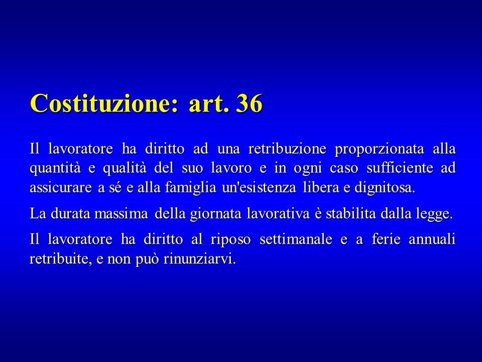 [2][2] Art.66 del contratto collettivo: [2] … omissis … 3.