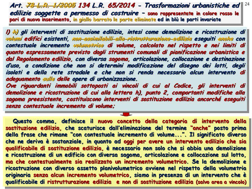 24 Art. 78 L.R. 1/2005 134 L.R.