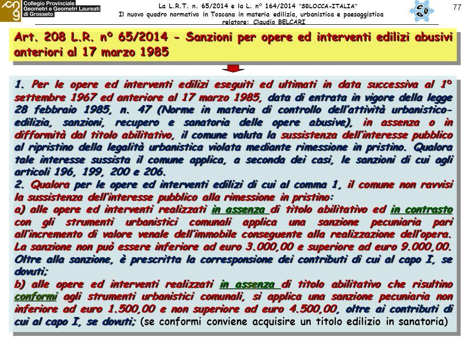 77 Art. 208 L.R.