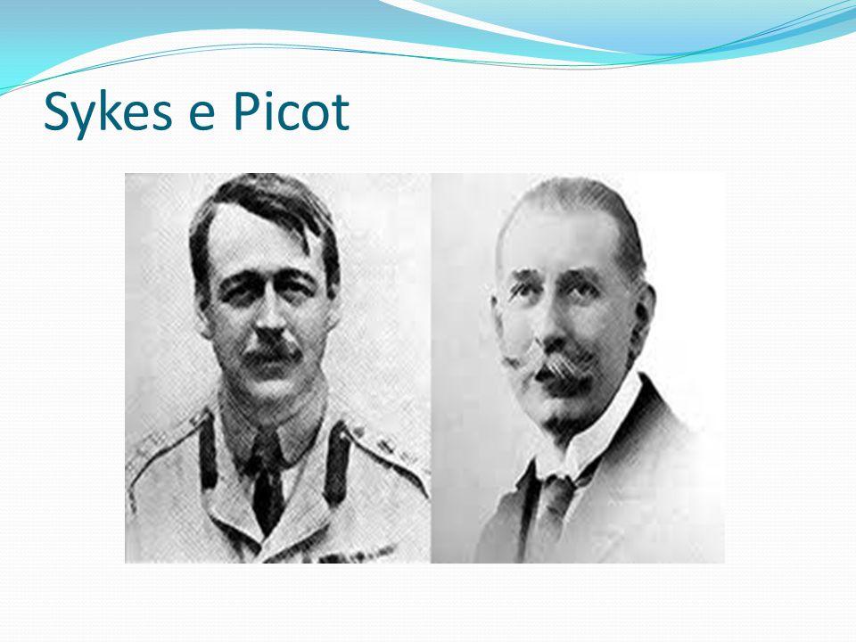 Sykes e Picot