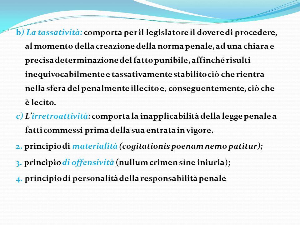 PRINCIPIO DI TERRITORIALITA' Art.3, comma I C.p.