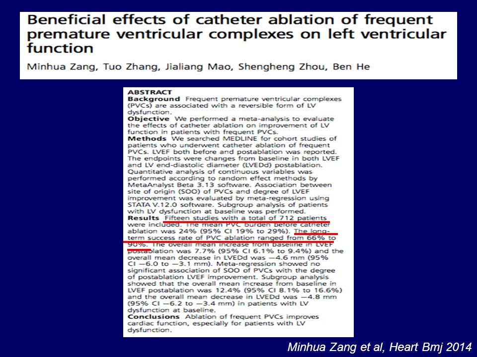 Minhua Zang et al, Heart Bmj 2014