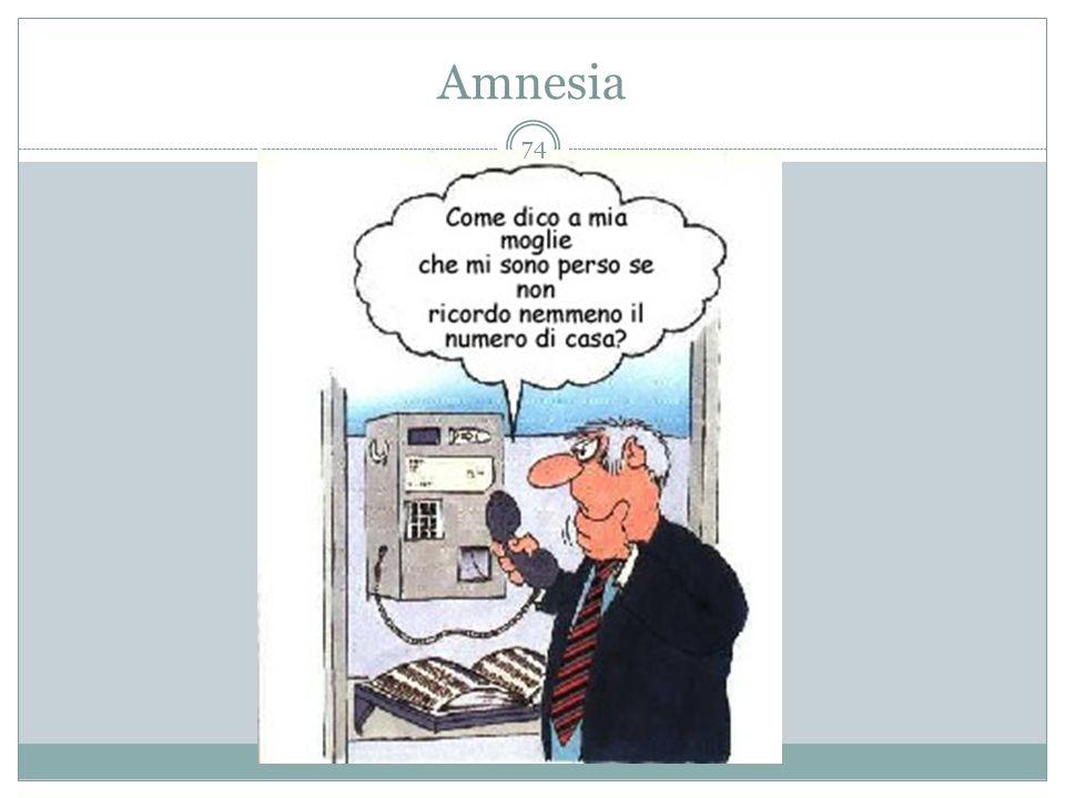 Amnesia 74