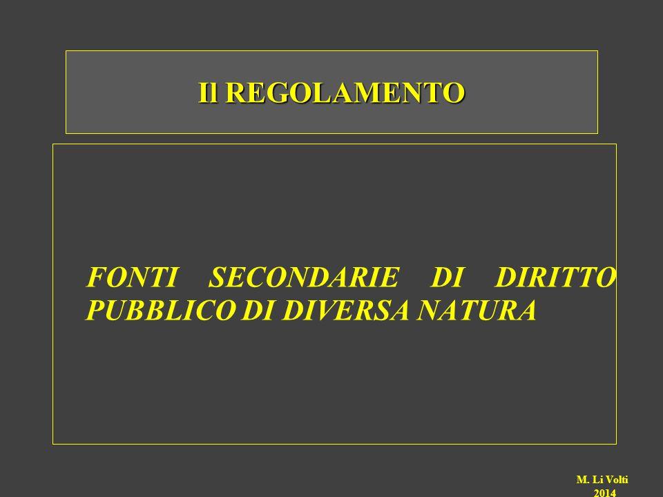 PROCEDIMENTO (art.17) di emanazione dei regolamenti ministeriali –INIZIATIVA.