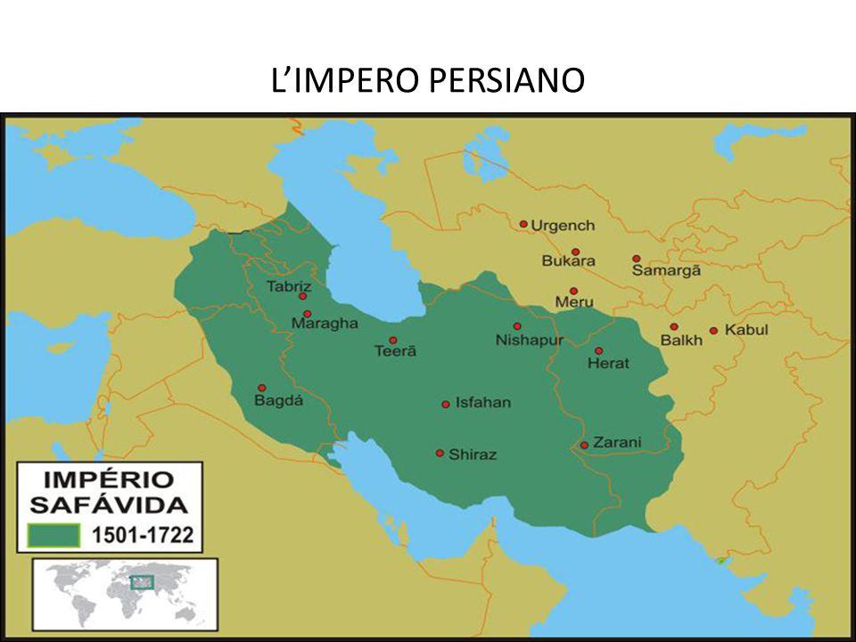 L'IMPERO OTTOMANO Nel tardo medio evo la crisi del mondo arabo favorisce espansione turca in Asia Minore, Grecia, Balcani).