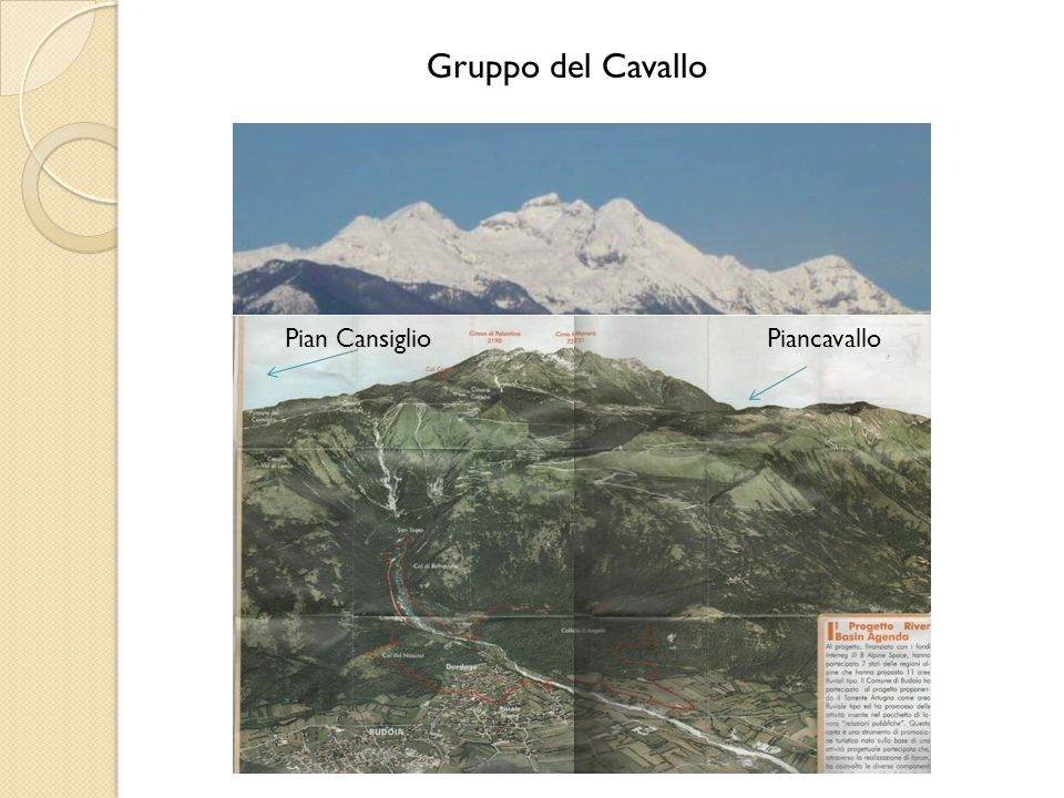 Val de Croda e Monte Cavallo