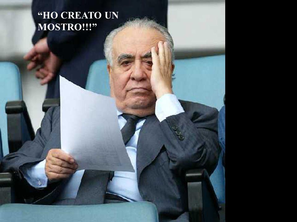 HO CREATO UN MOSTRO!!!