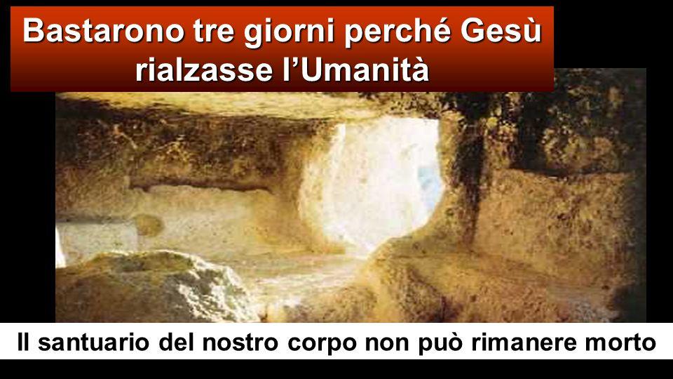 Gli dissero allora i Giudei: «Questo tempio è stato costruito in quarantasei anni e tu in tre giorni lo farai risorgere?». Ma egli parlava del tempio