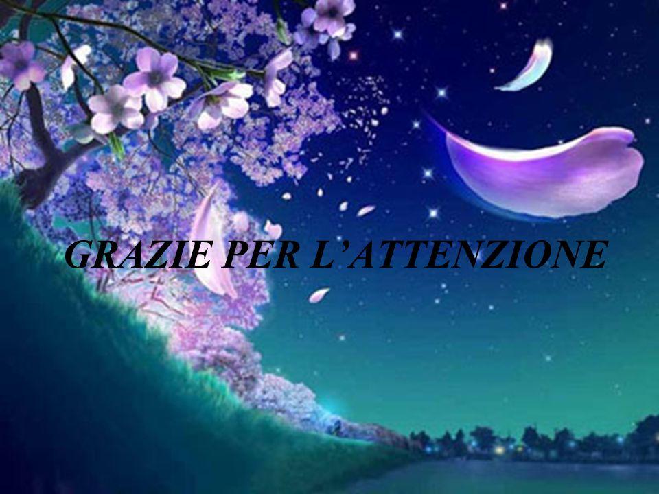: GRAZIE PER L'ATTENZIONE