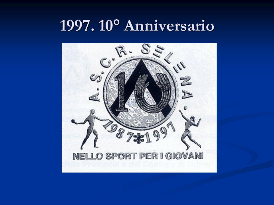 1997. 10° Anniversario