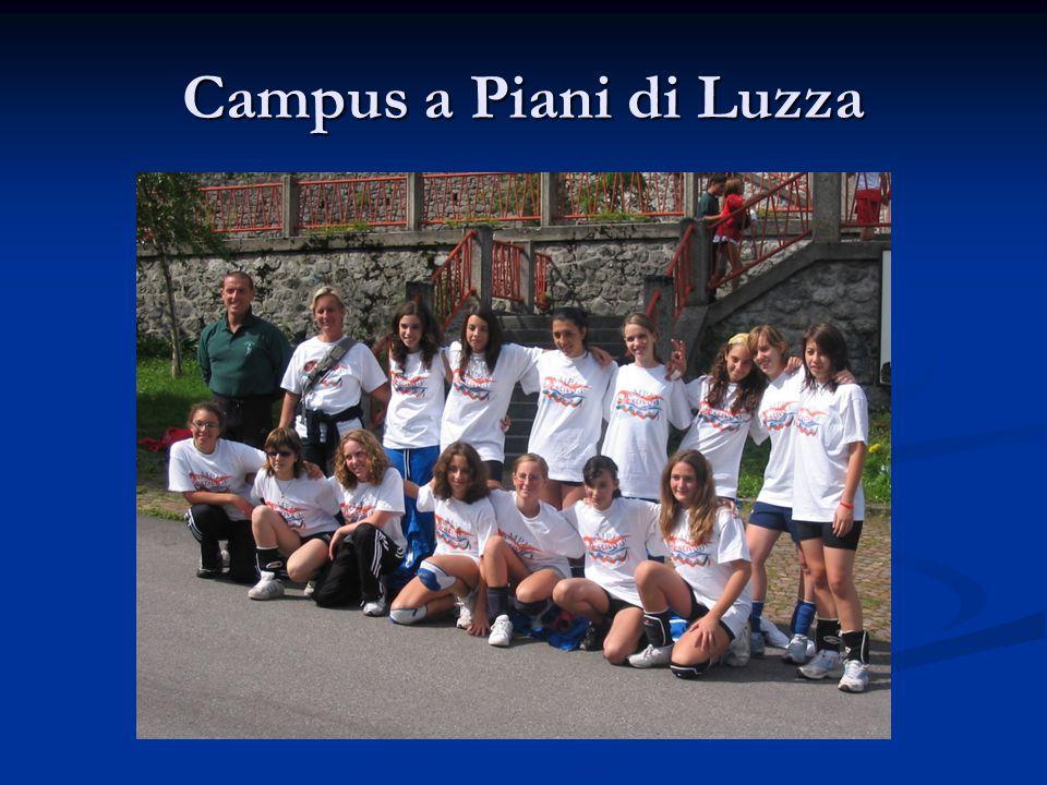 Campus a Piani di Luzza