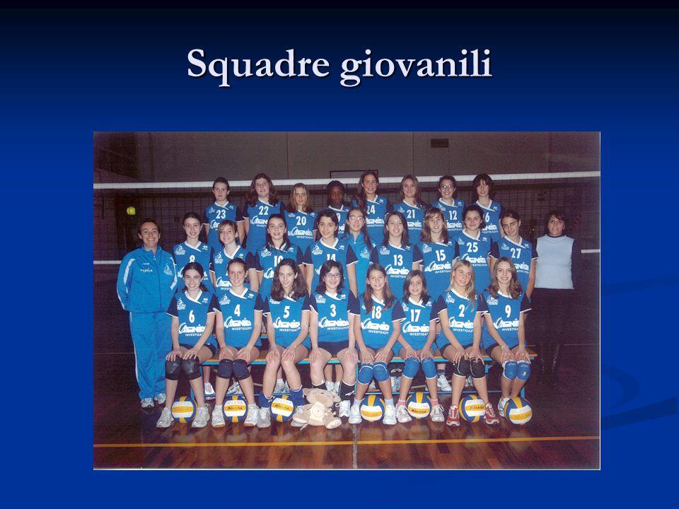 Squadre giovanili