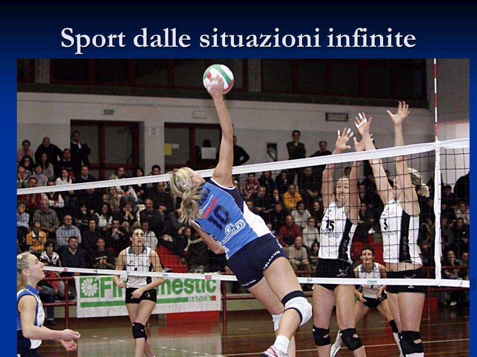 Sport dalle situazioni infinite