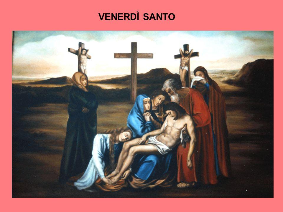 VENERDÌ SANTO