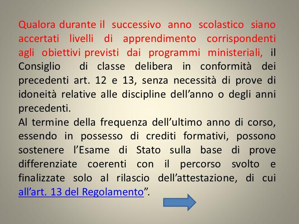 VALUTAZIONE ORDINARIA E DIFFERENZIATA NELLA SCUOLA SECONDARIA DI SECONDO GRA DO La Legge n° 1/07 e i D.M.