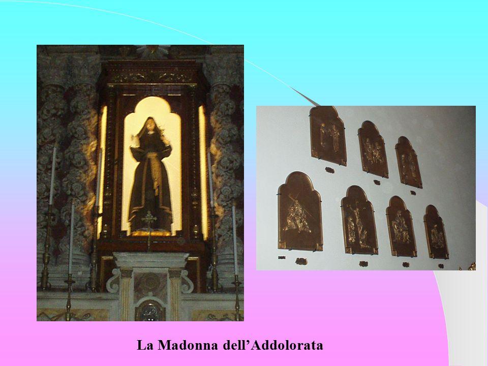 La Madonna dell'Addolorata