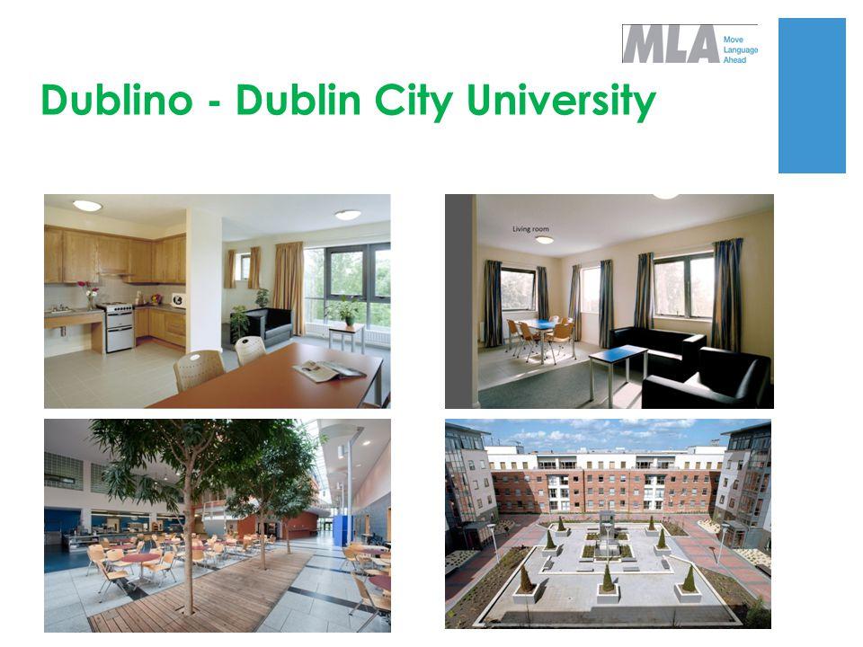Dublino - Dublin City University