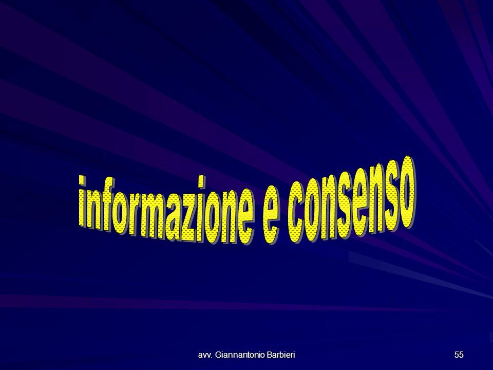 avv. Giannantonio Barbieri 55