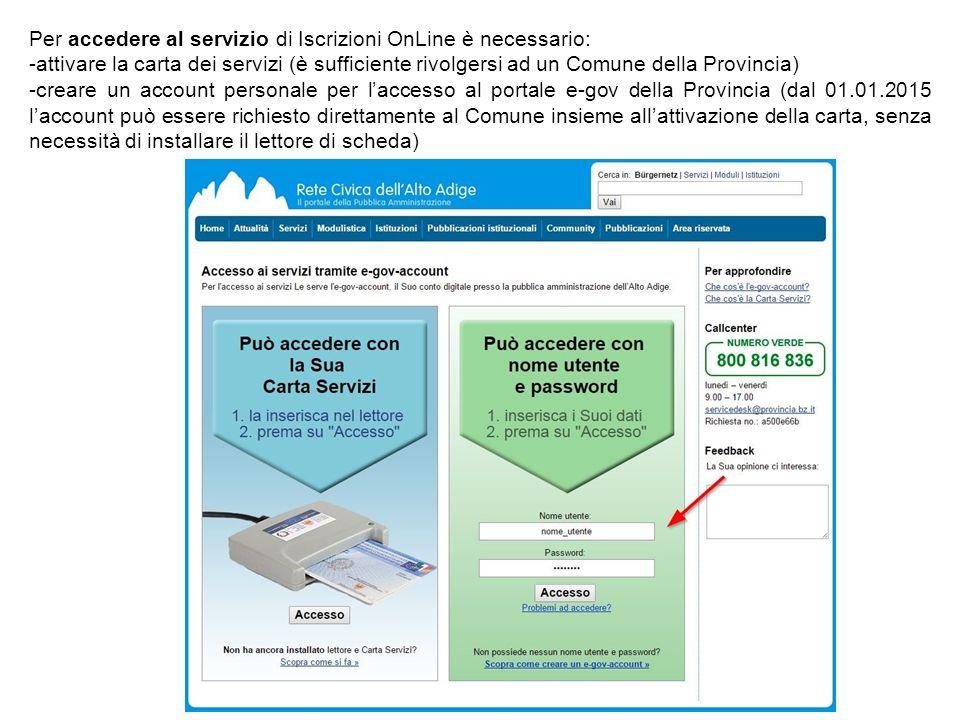 Pagina 12 – dati dei genitori I dati sono in parte già forniti dal sistema, sulla base delle informazioni disponibili nella banca dati.