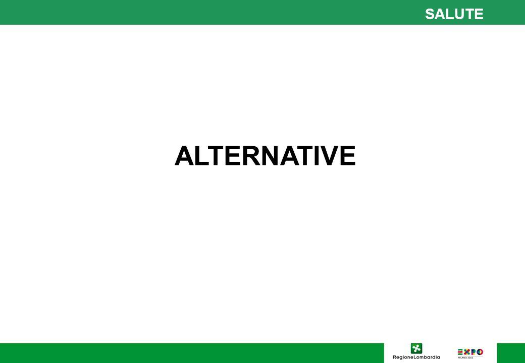 ALTERNATIVE SALUTE