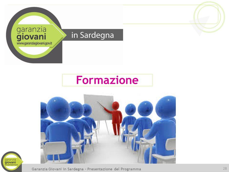 28 Formazione Garanzia Giovani in Sardegna – Presentazione del Programma