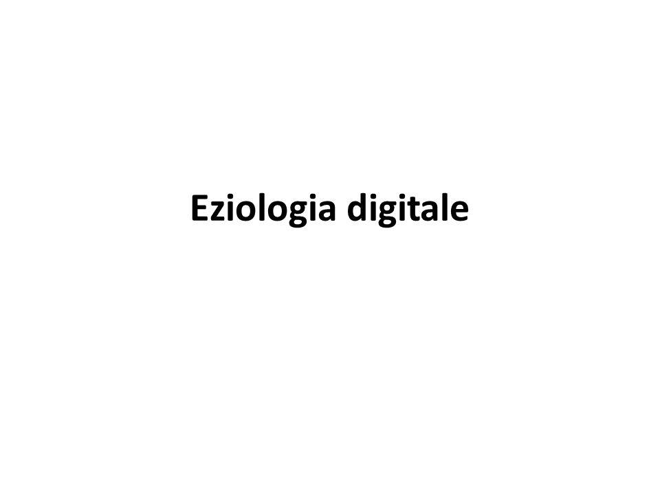 Eziologia digitale