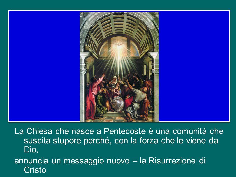 Nessuno si aspettava più nulla dai discepoli: dopo la morte di Gesù erano un gruppetto insignificante, degli sconfitti orfani del loro Maestro. Invece