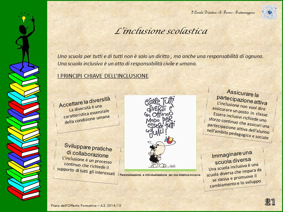 Iniziative e progetti  Sportello di ascolto per disturbi del linguaggio e difficoltà nelle abilità scolastiche  Progetto accoglienza « impariamo a v