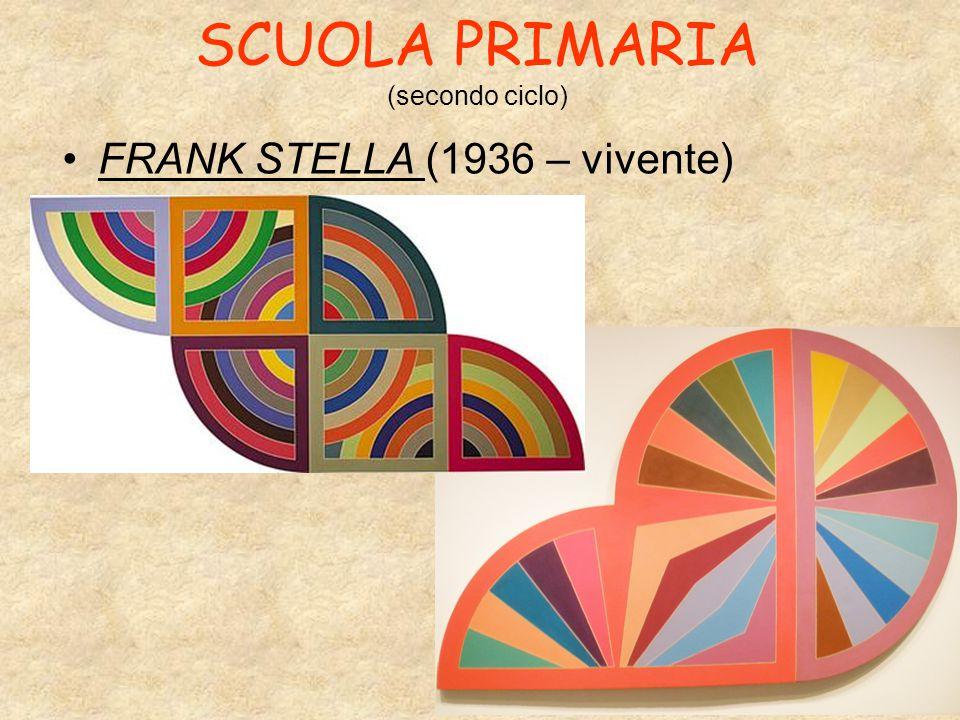 FRANK STELLA (1936 – vivente)