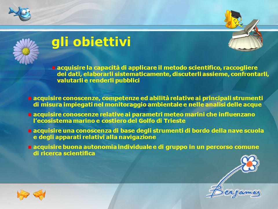 Ambiente marino del Golfo di Trieste