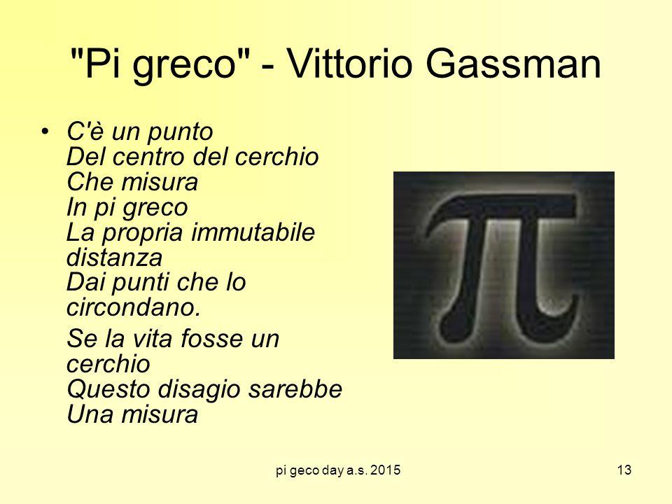 pi geco day a.s.