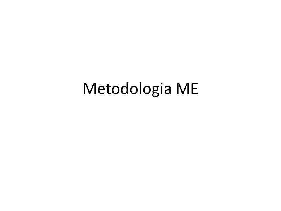 Metodologia ME