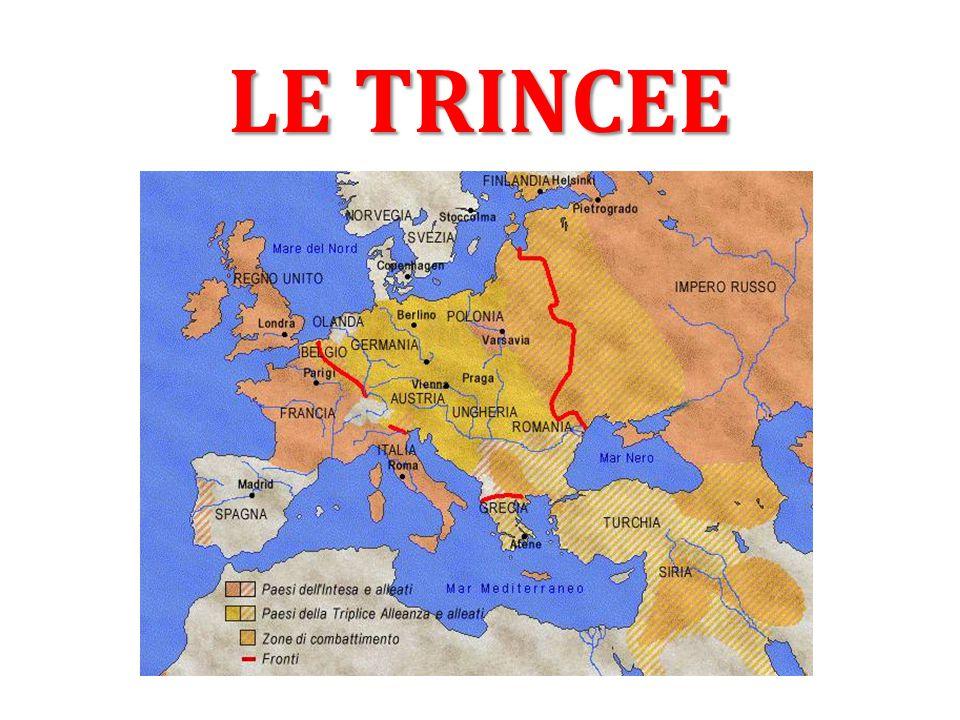 LE TRINCEE
