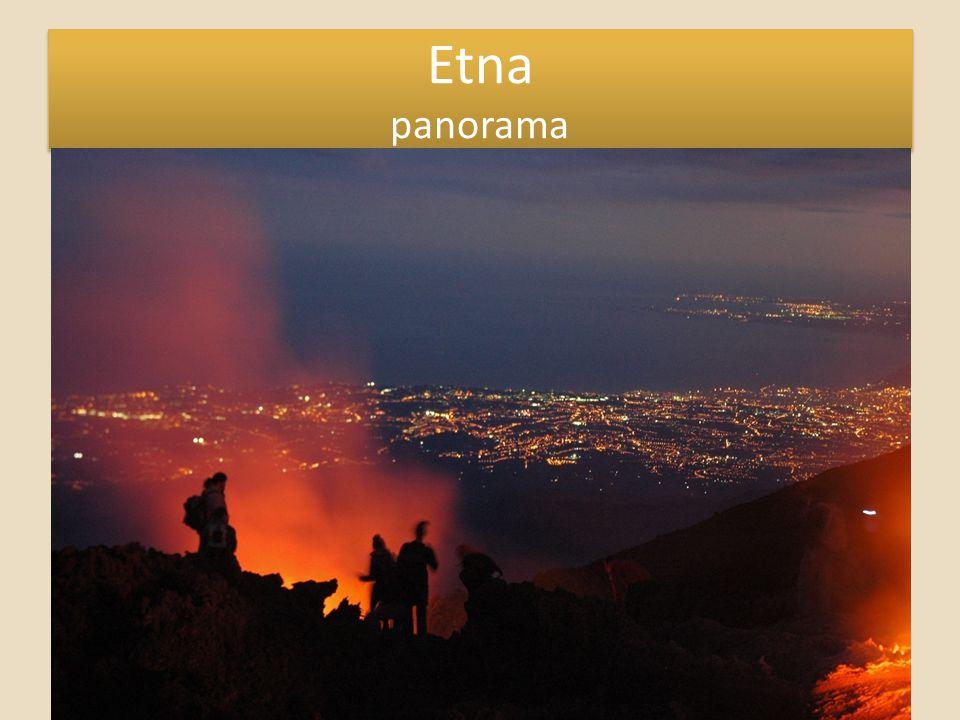 Etna panorama