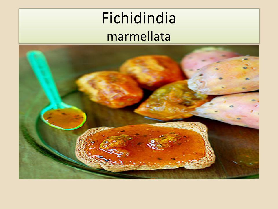 Fichidindia marmellata