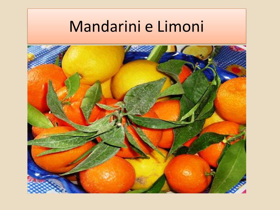 Mandarini e Limoni