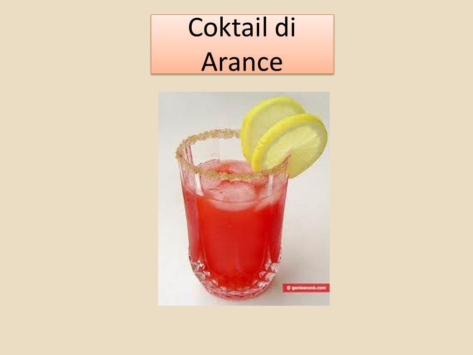 Coktail di Arance