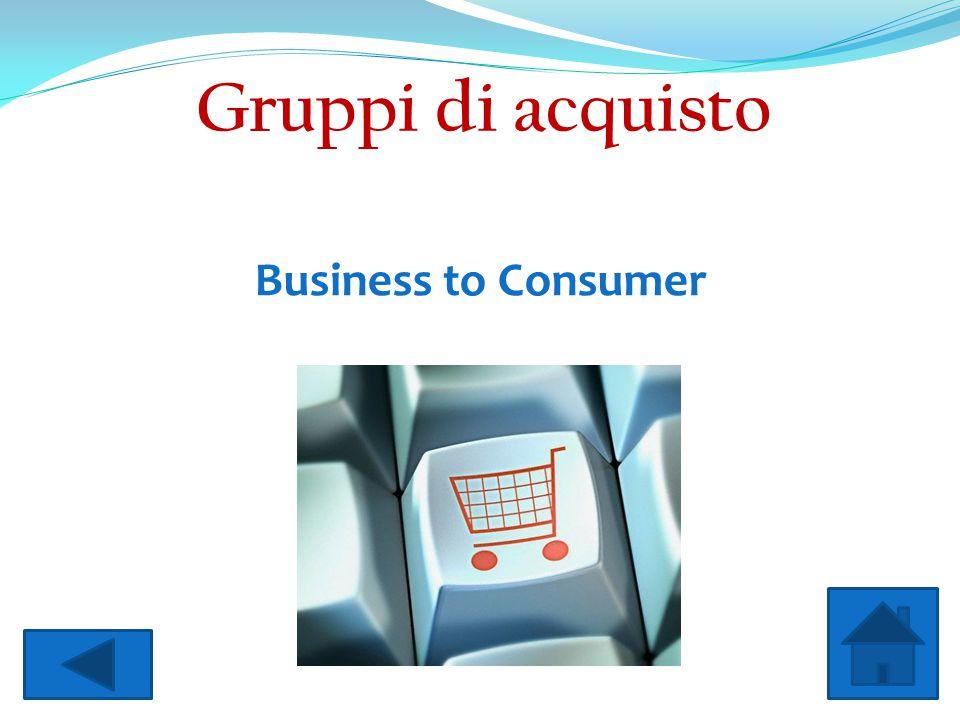 Gruppi di acquisto Business to Consumer