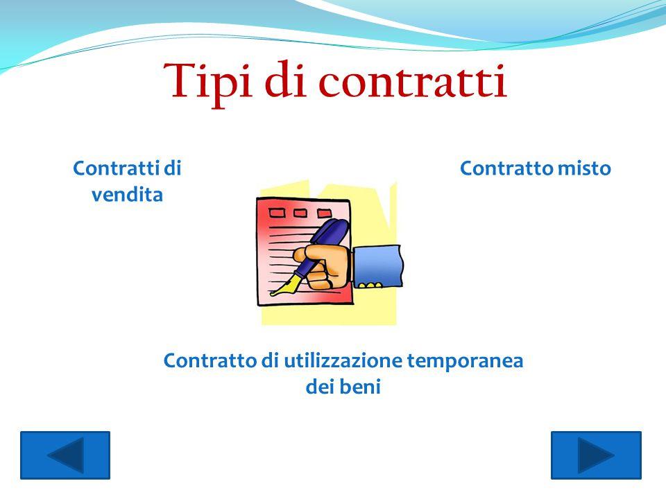 Contratti che si riferiscono a rapporti tra imprese (B2B) Contratti tra imprese e consumatori (B2C) Altra distinzione