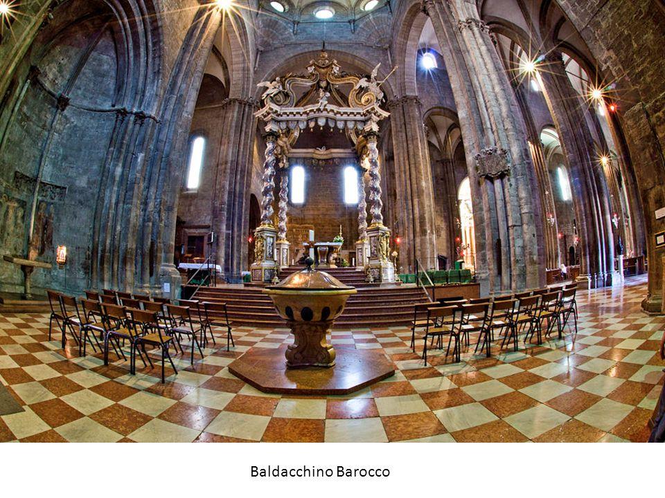 Baldacchino Barocco
