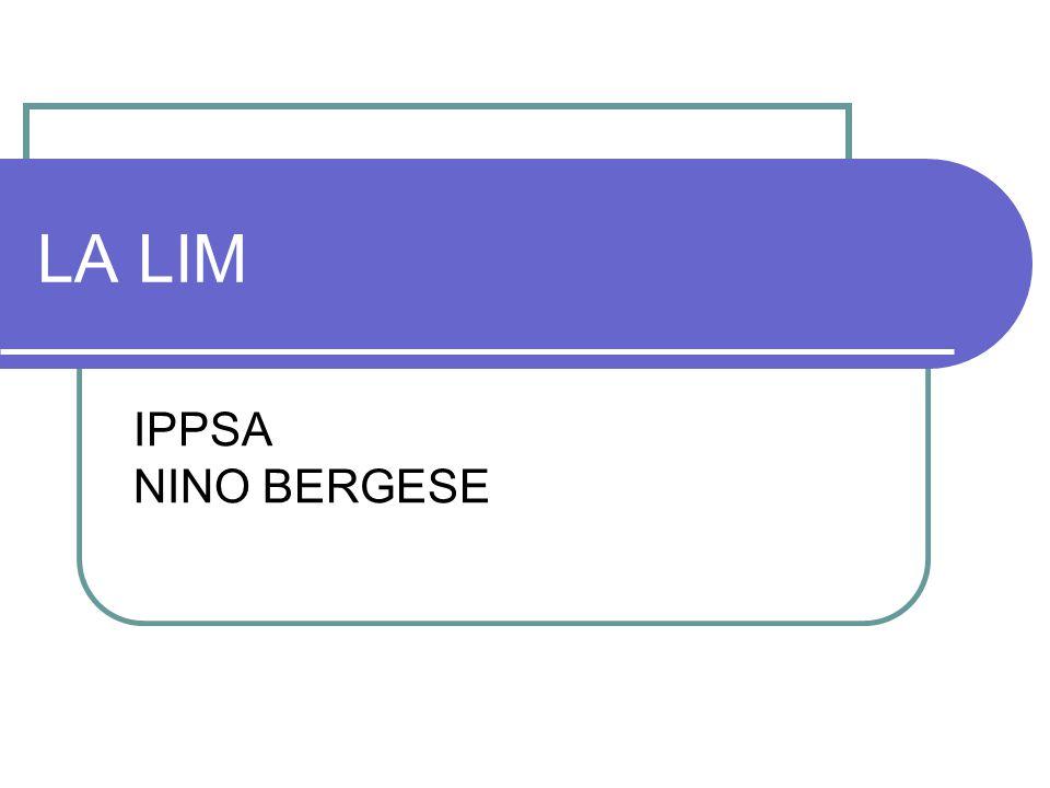 LA LIM IPPSA NINO BERGESE