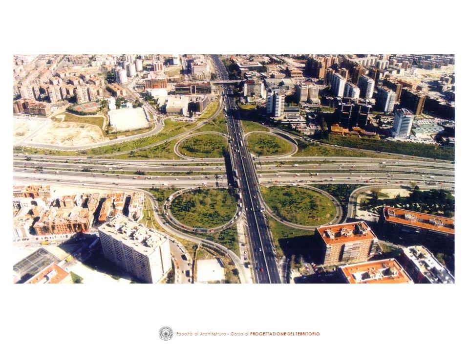 Facoltà di Architettura - Corso di PROGETTAZIONE DEL TERRITORIO