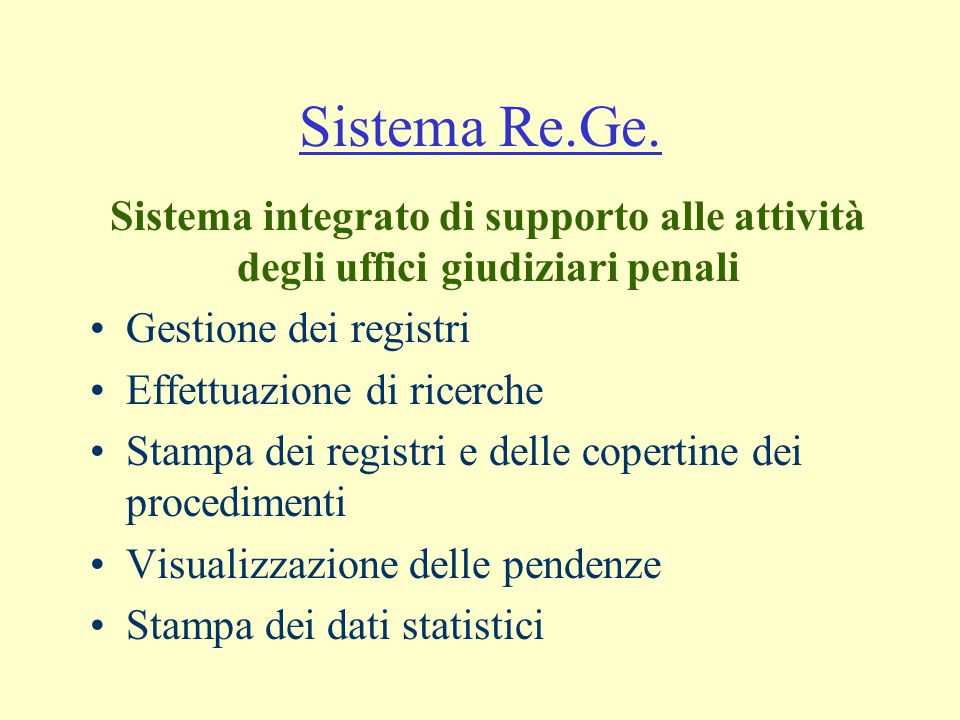 Sistema Re.Ge.