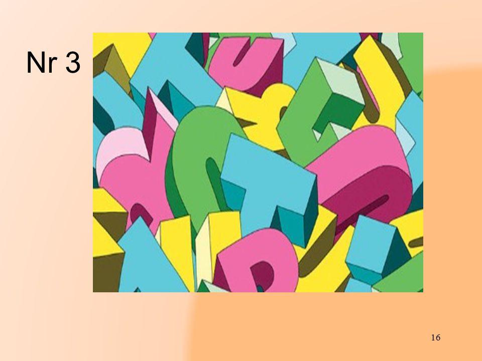 Nr 3 16
