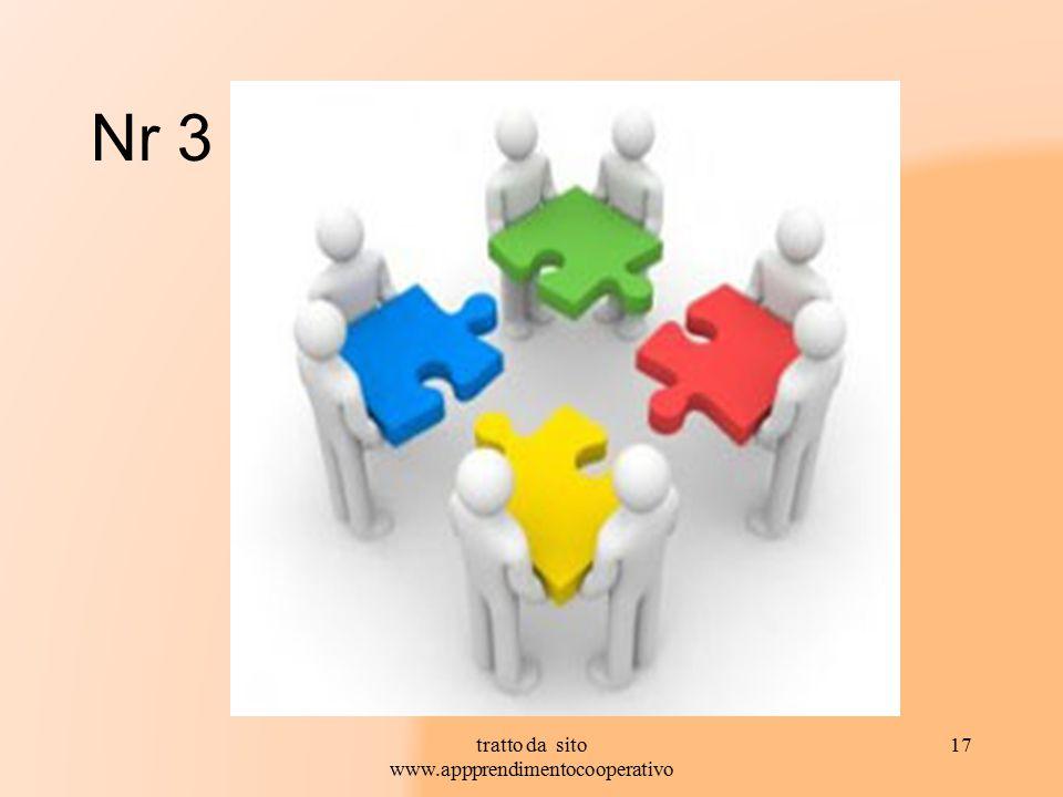 Nr 3 17tratto da sito www.appprendimentocooperativo